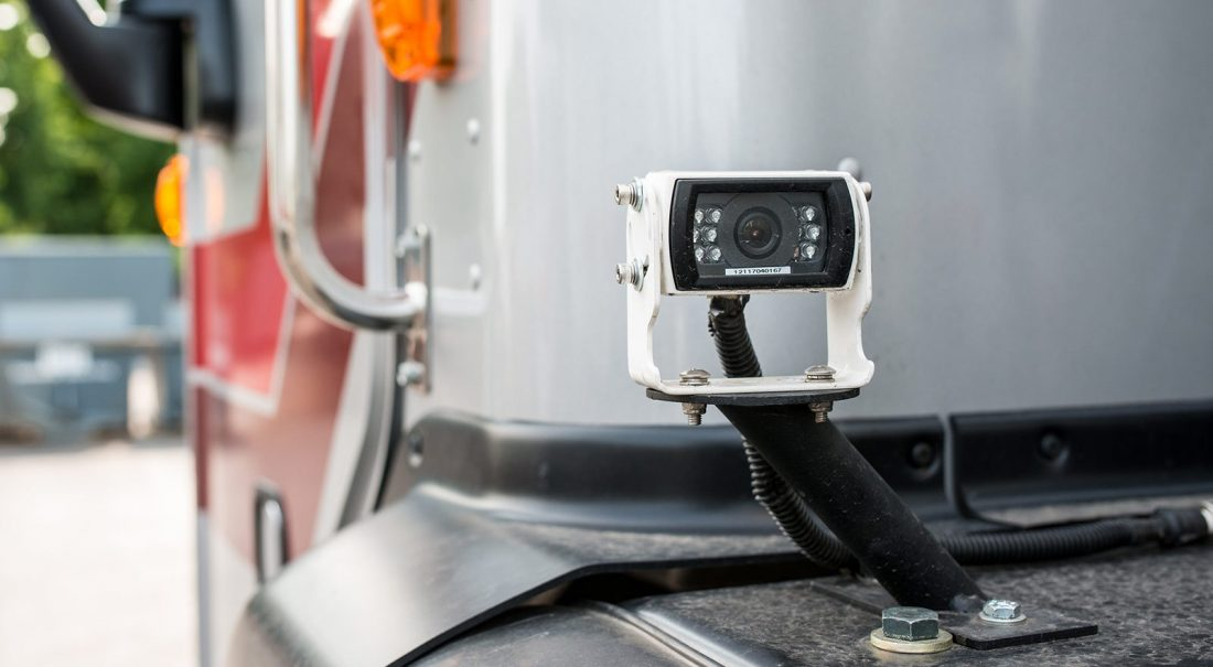 Photo About Innovation Truck Cameras